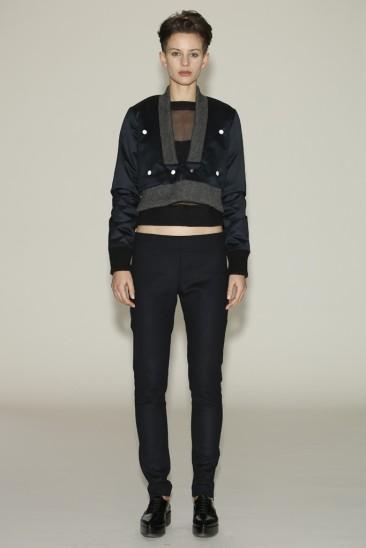 Ji Oh 2014 Fall Ready-To-Wear.